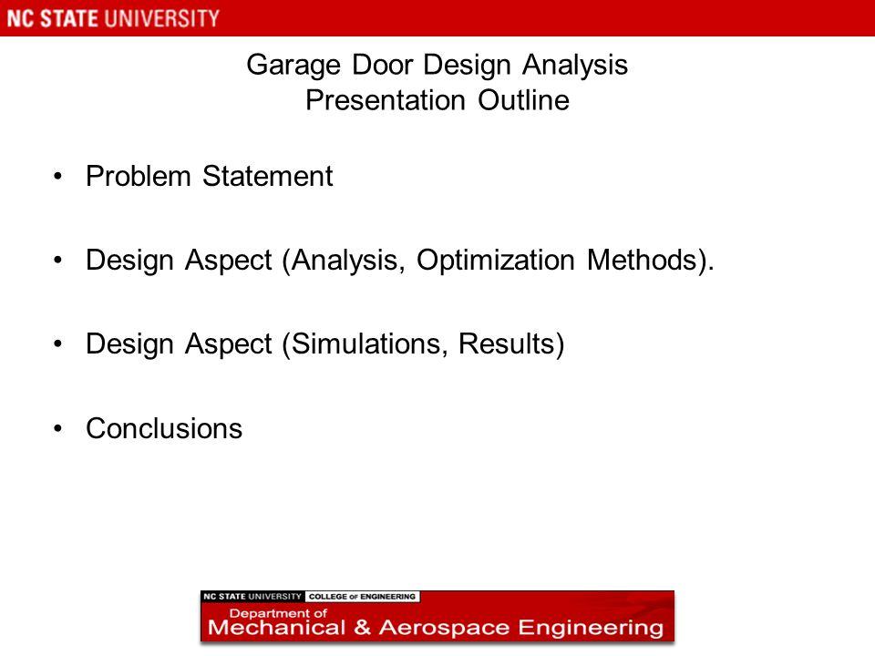 the door analysis
