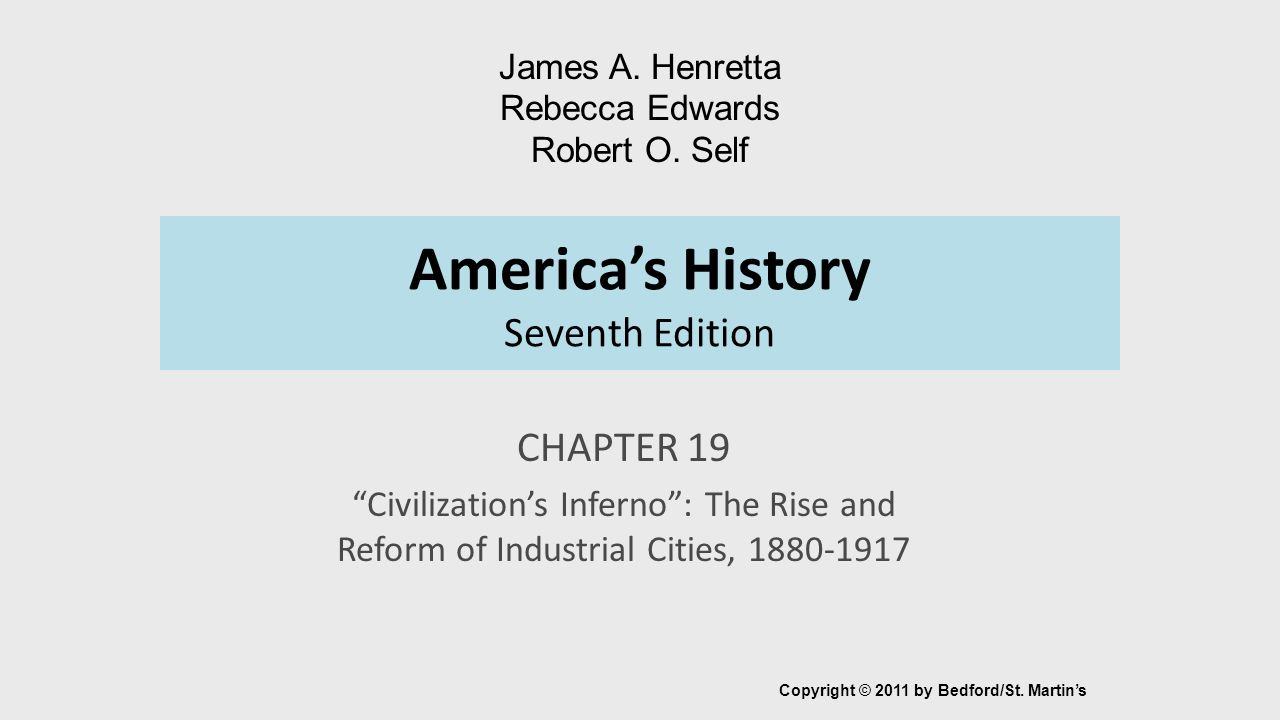 America\'s History Seventh Edition - ppt download