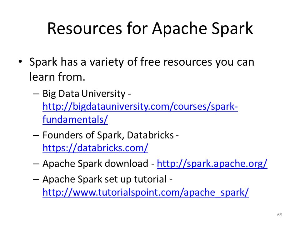 Introduction to Hadoop, MapReduce, and Apache Spark - ppt