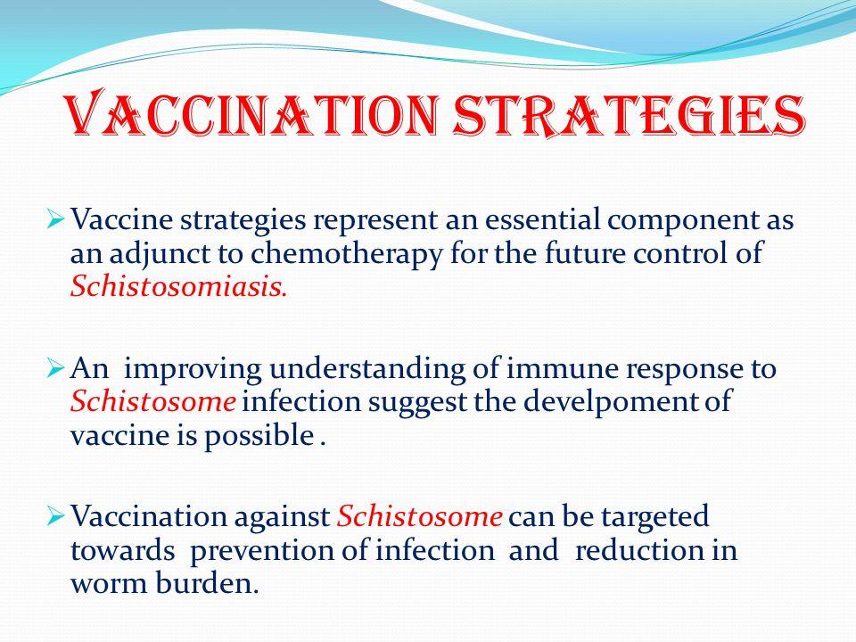 schistosomiasis vaccine