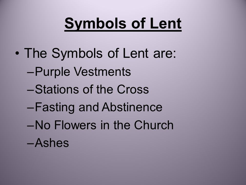 Lent And Easter Notes Ppt Video Online Download