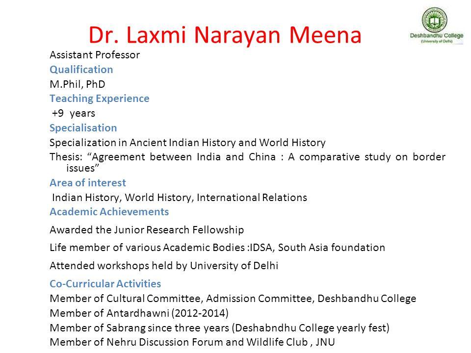 Deshbandhu College History Department Ppt Video Online Download