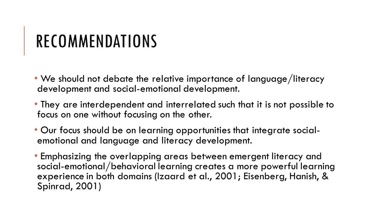 social importance of language