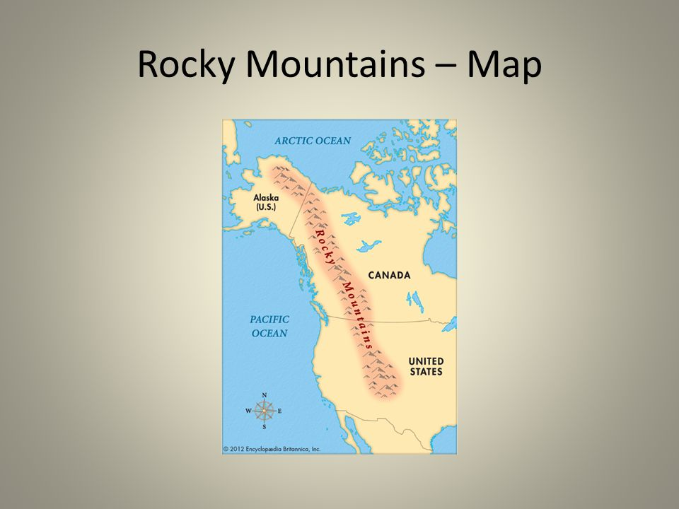 And Two Mountain Chains - ppt video online download