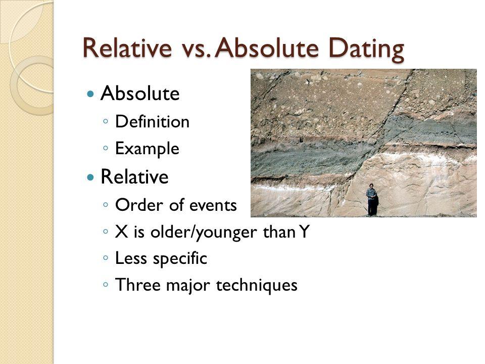 half life dating definition