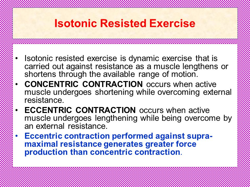 RESISTED EXERCISE PDF DOWNLOAD