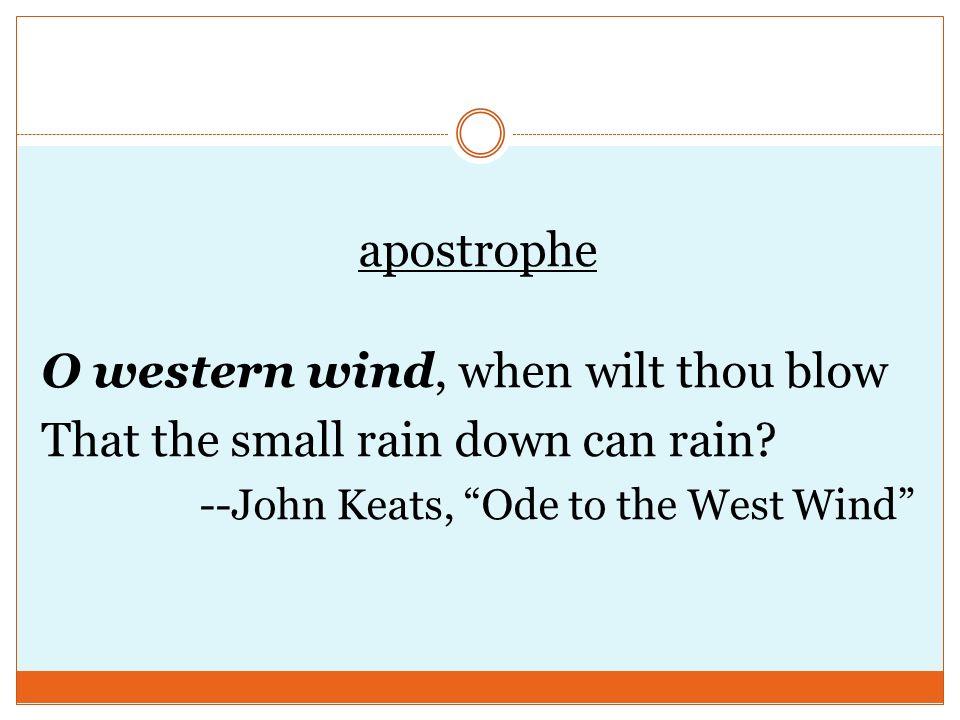 western wind when wilt thou blow