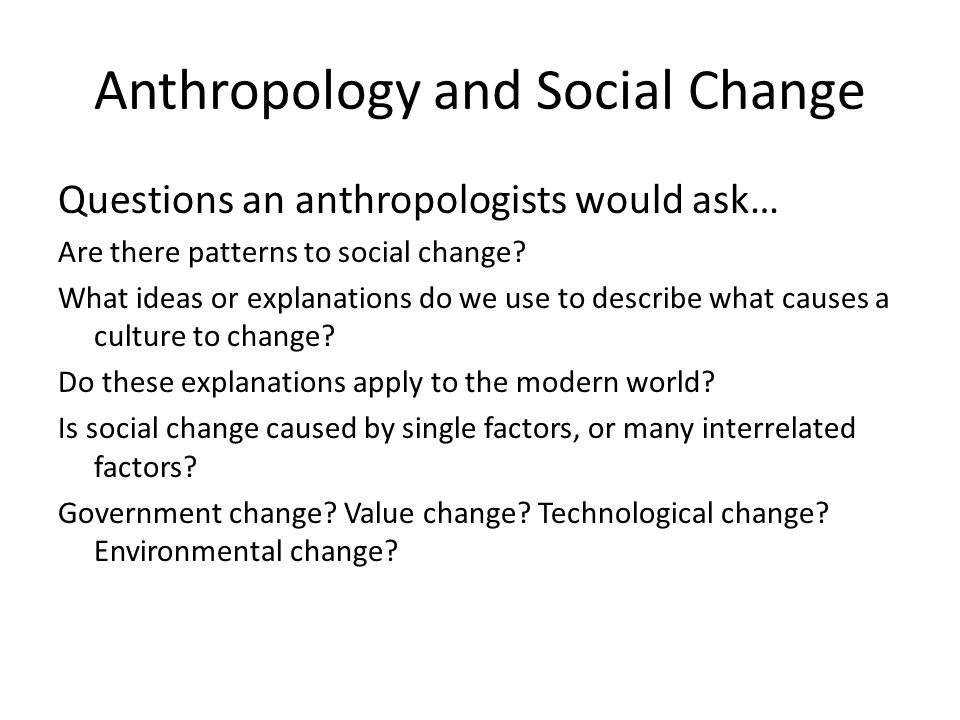 What Is Anthropology Hsb 4ui Ppt Video Online Download