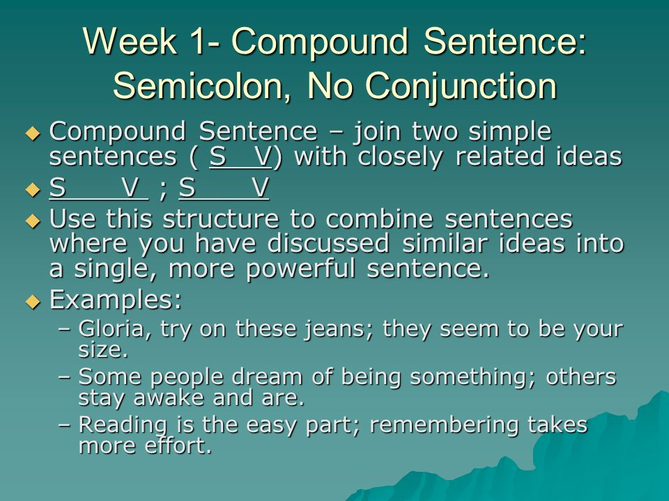 powerful sentences examples