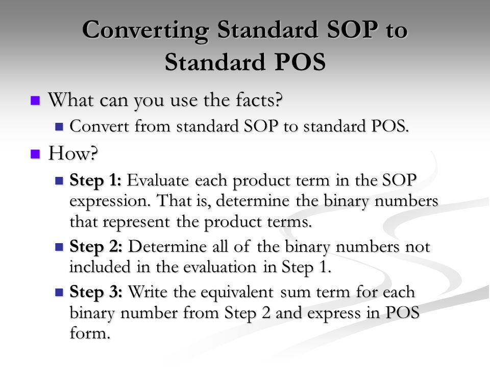 Standard Pos Form Images Free Form Design Examples