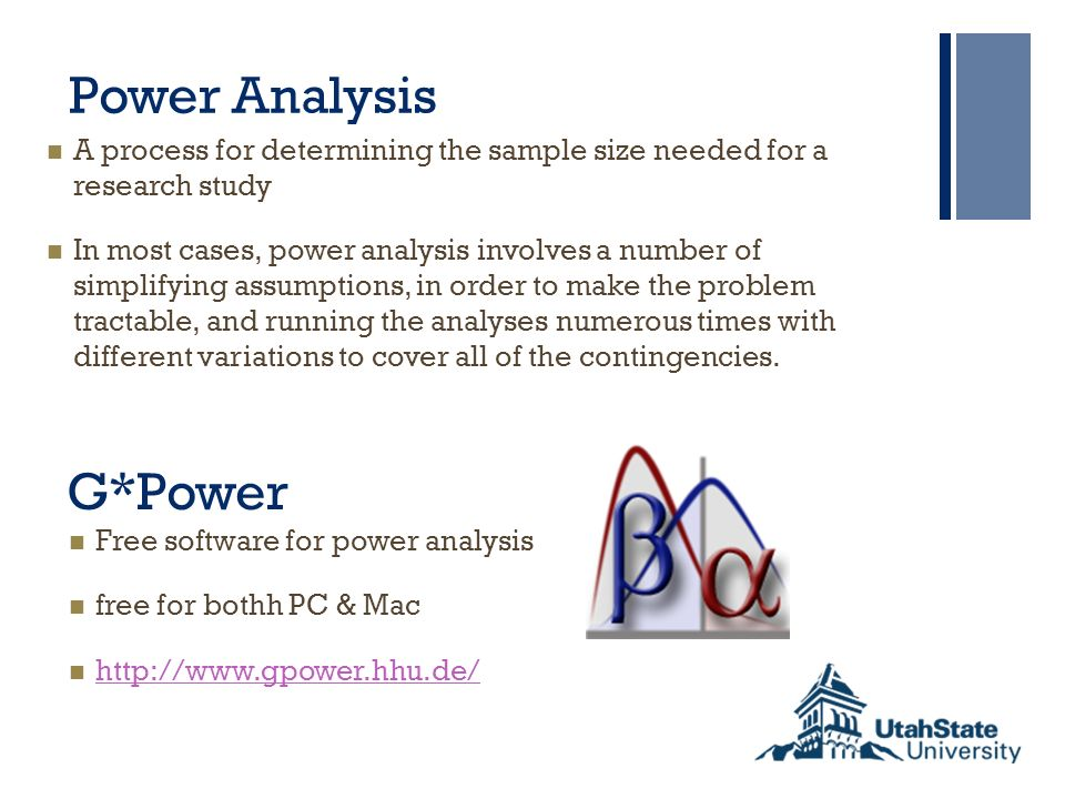 Power and Sample Size Calculation - Purdue University