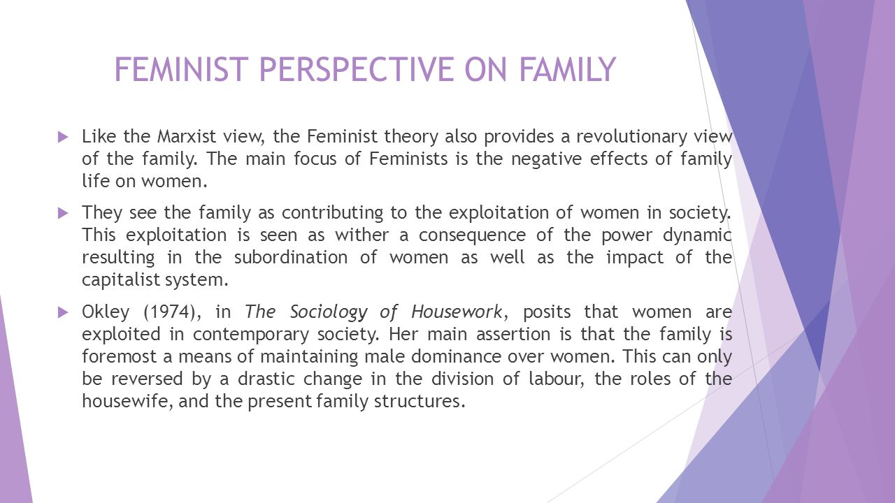 effects of feminism on society