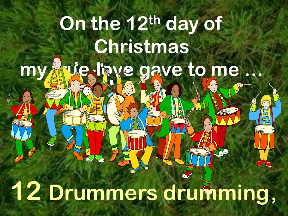 Image result for 12TH DAY OF CHRISTMAS