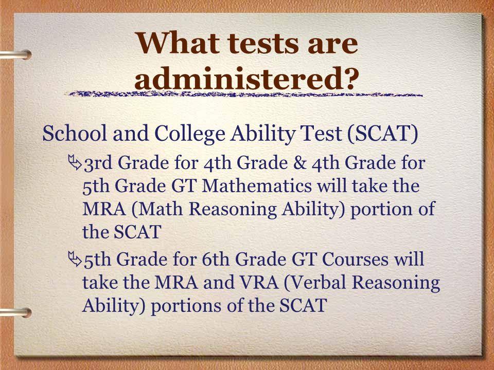 Gt Testing Orientation Ppt Download