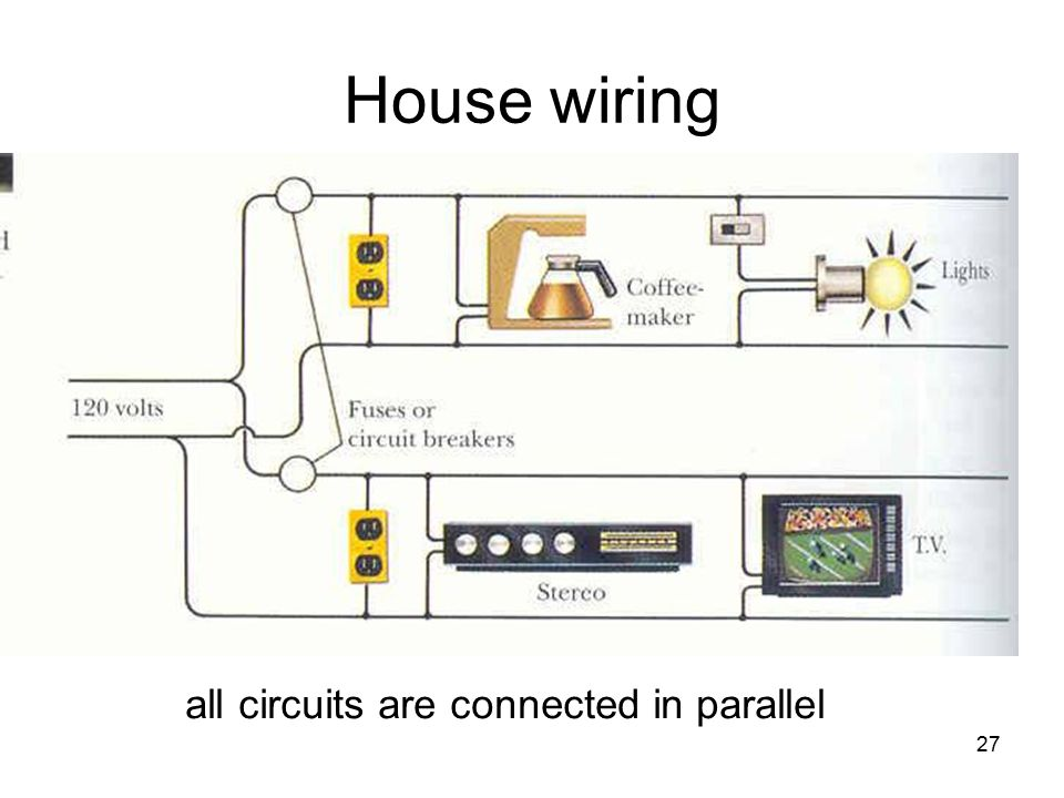 l 27 electricity and magnetism 4 ppt download rh slideplayer com Resistance in Series Parallel Circuits Series Parallel Circuit Problems