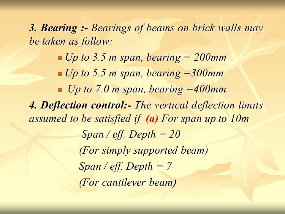 DESIGN OF SINGLY REINFORCED BEAM - ppt video online download