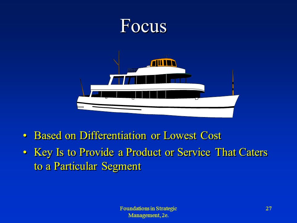 Business Strategy Formulation and Implementation - ppt video