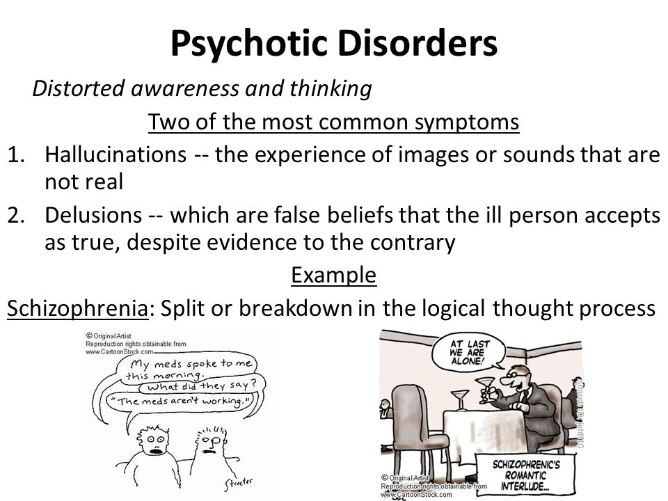 Mental Disorders Ppt Download