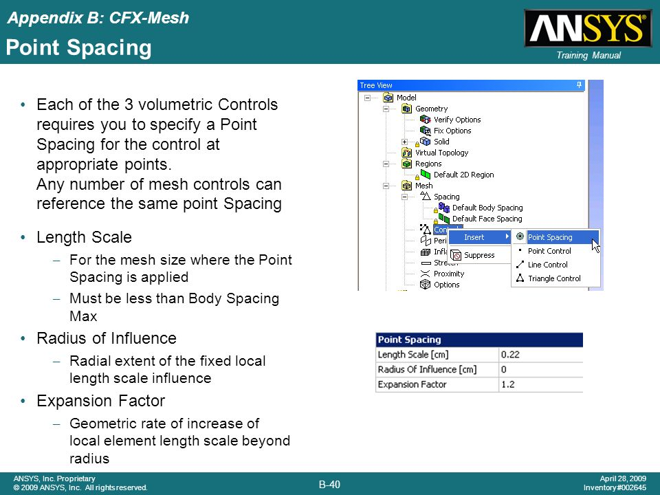 ANSYS Meshing Application Introduction - ppt download