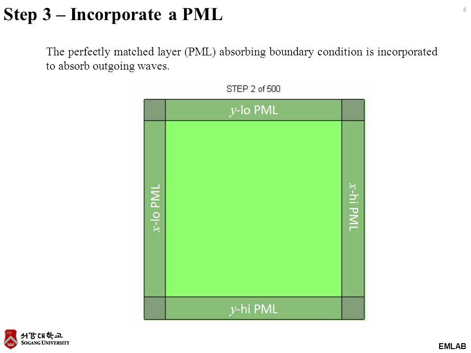 Formulation of 2D‐FDTD without a PML  - ppt video online download