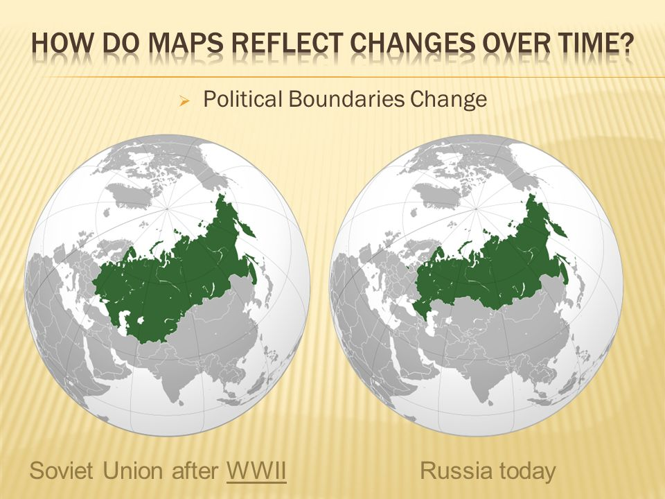 How Did The World Map Change After Wwii.How Maps Change Over Time Ppt Video Online Download