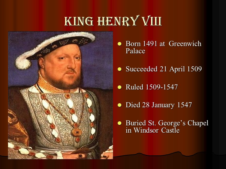 a commentary on henry viii s act King henry viii, ruler of england from 1509 until his death in 1547, played an instrumental role in the reformation, with his determined split from the roman although other rulers before him had various political motivations for breaking away from the church, none of them acted on it, except henry viii.