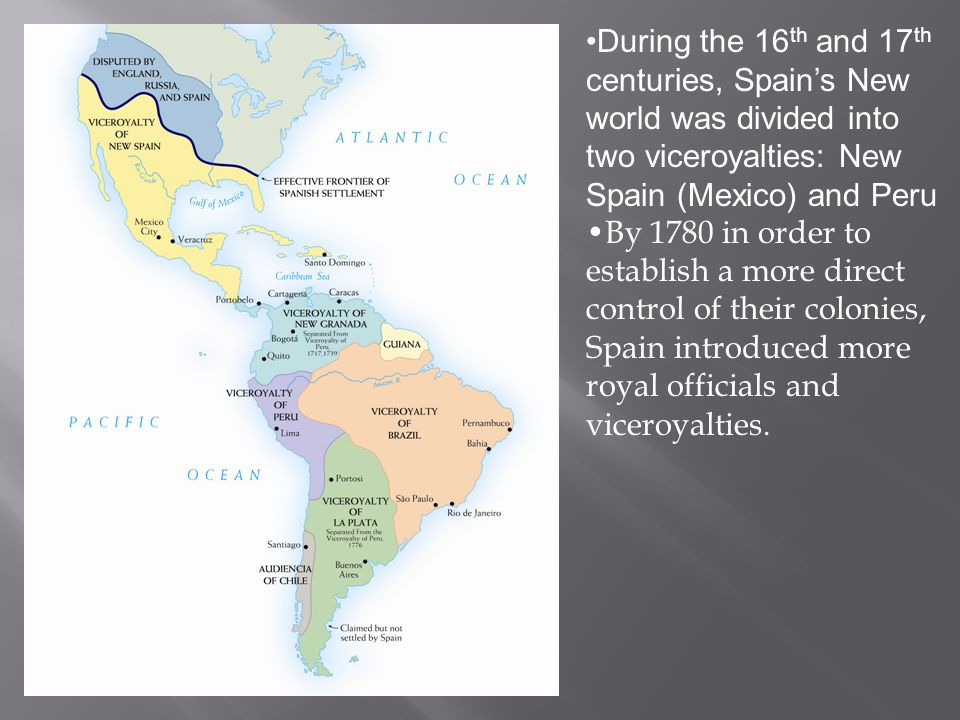 The Spanish Colonial System Ppt Video Online Download
