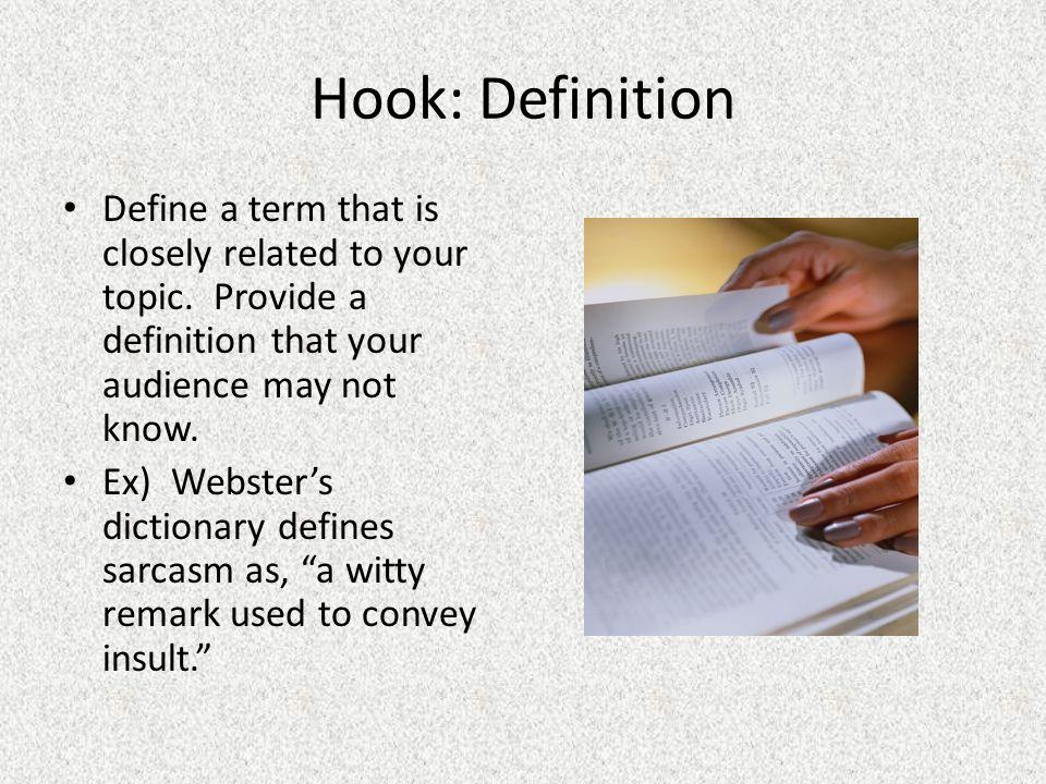 anecdote definition english