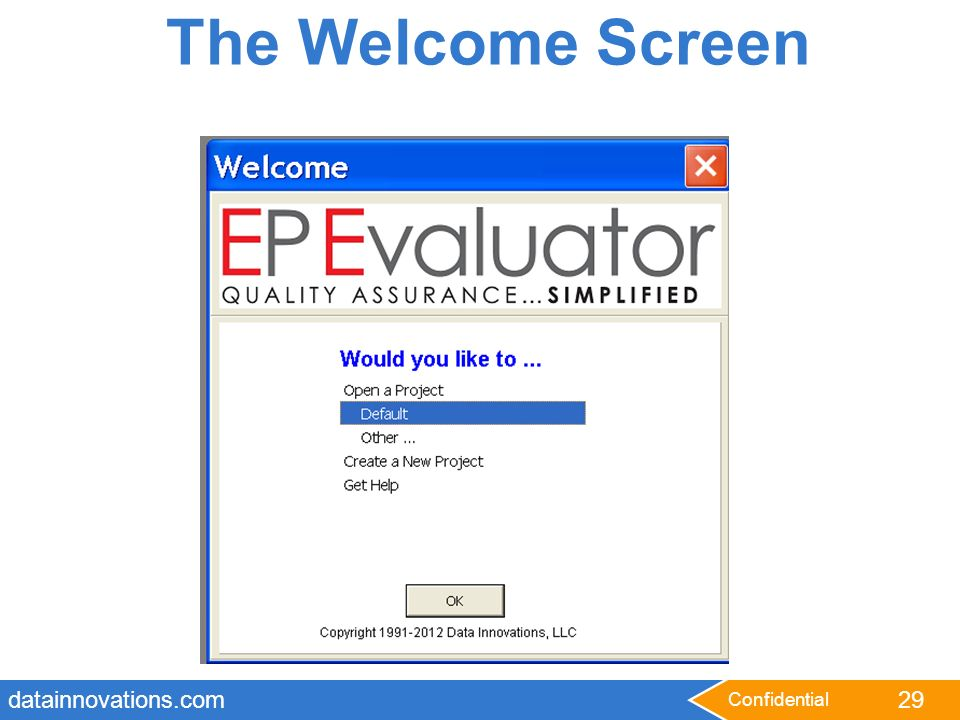 Ep evaluator training