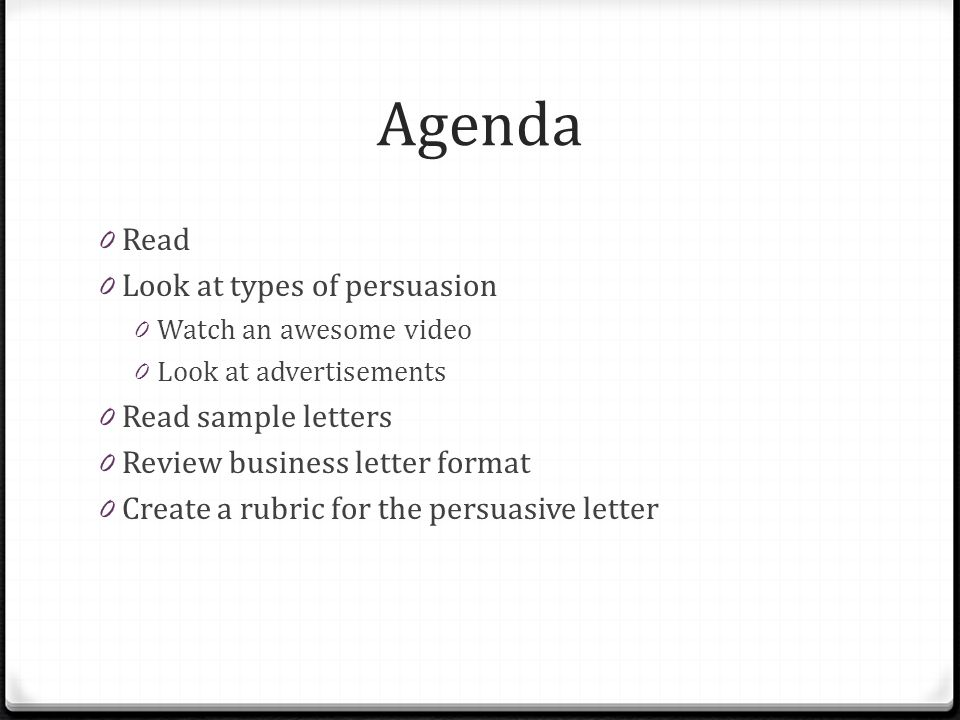 Persuading Writing a persuasive letter ppt video online