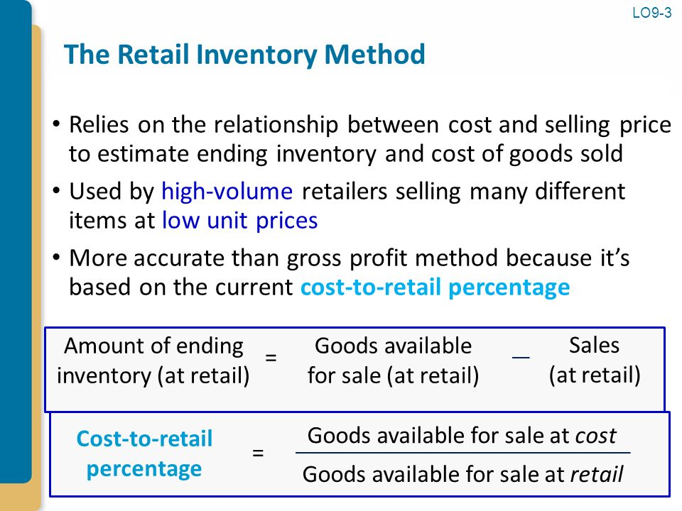inventories additional ppt download