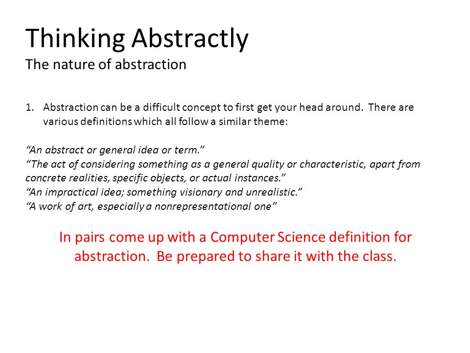 Computational Thinking Ppt Video Online Download
