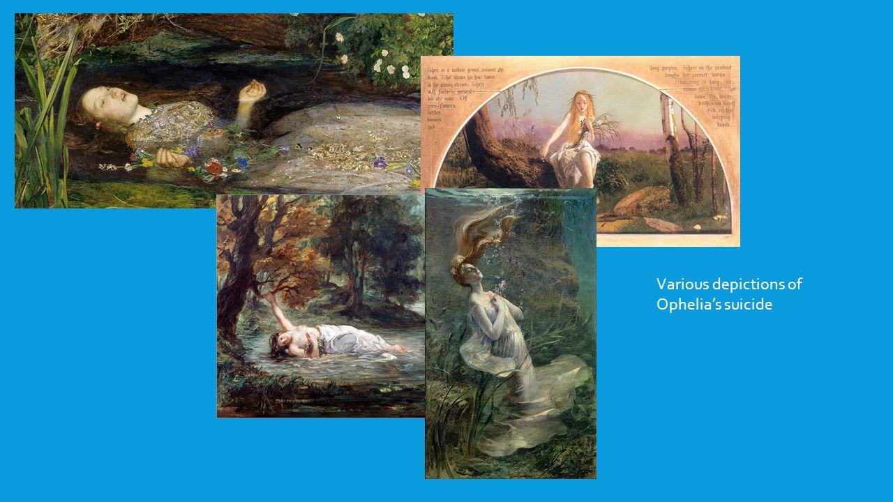 representing ophelia
