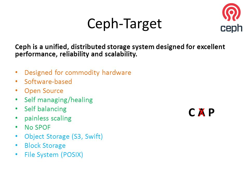 Awesome distributed storage system - ppt video online download