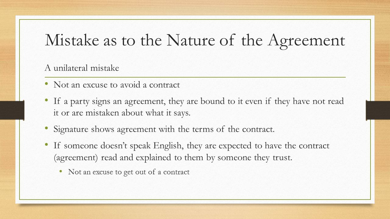 Genuine Agreement Ppt Download