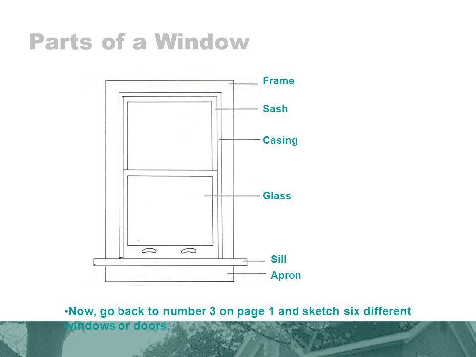 Window, Door, Roof and Housing Styles - ppt video online download