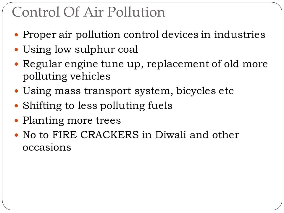 Environmental Pollution Ppt Video Online Download