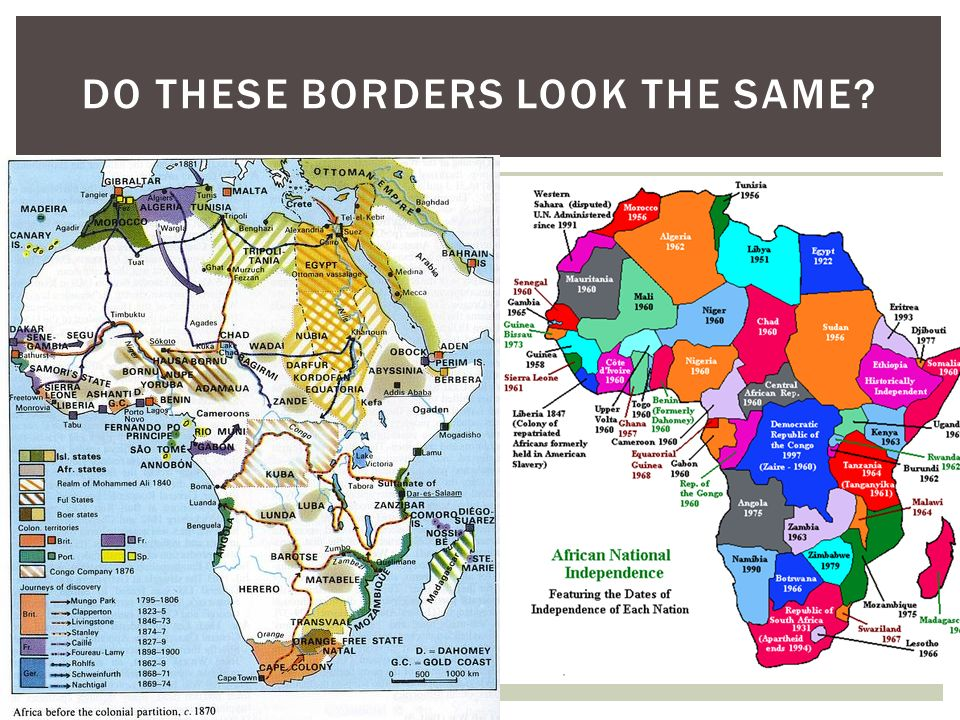 Do these borders look the same