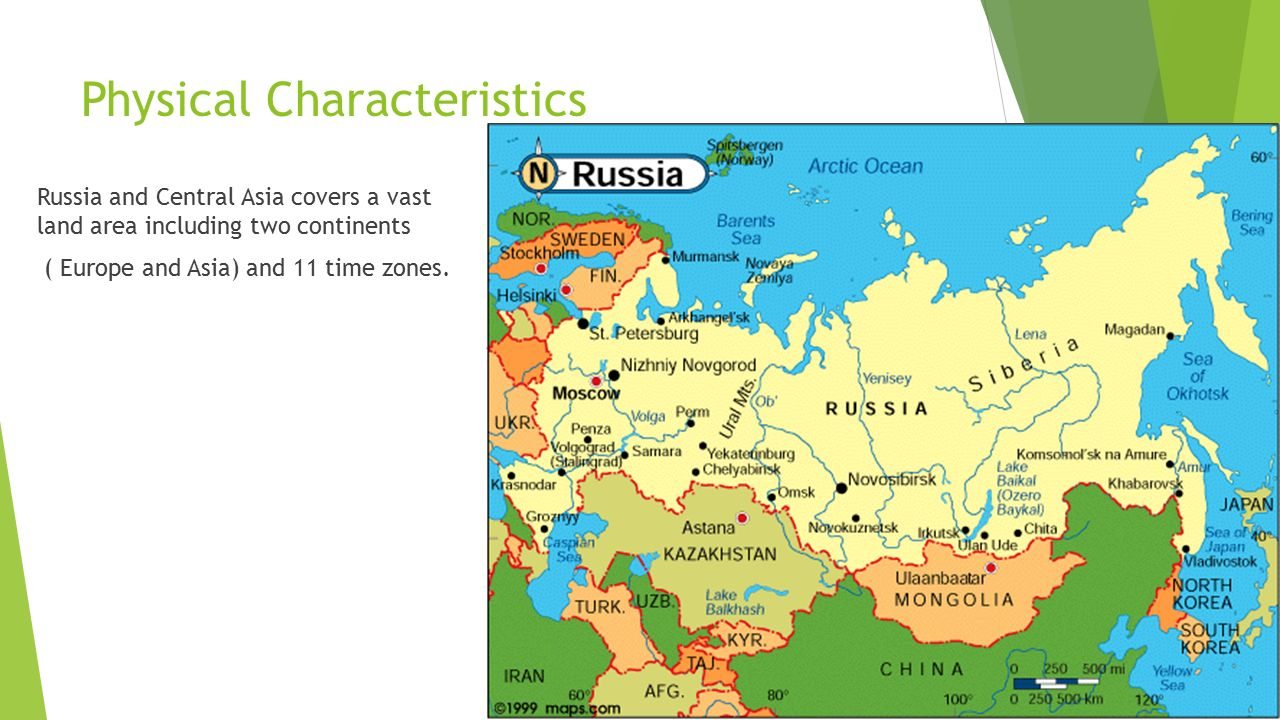Image of: Russia And Central Asia Ppt Video Online Download