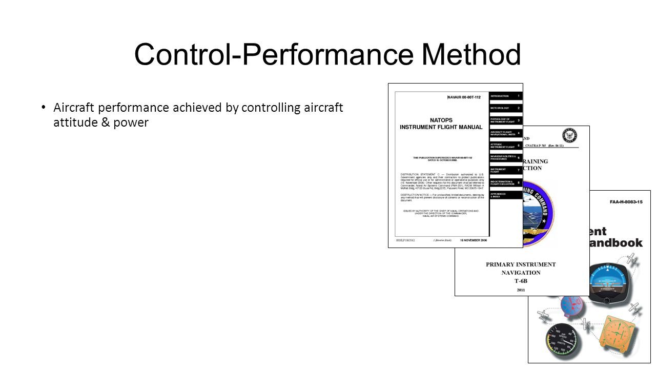 6 Control-Performance Method