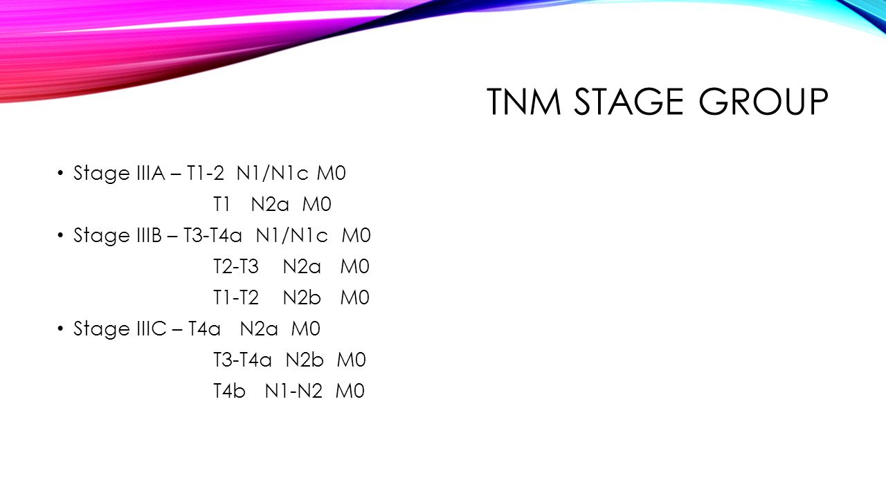 Ajcc Tnm Staging Chapter 1 And Summary Stage Ppt Video Online Download
