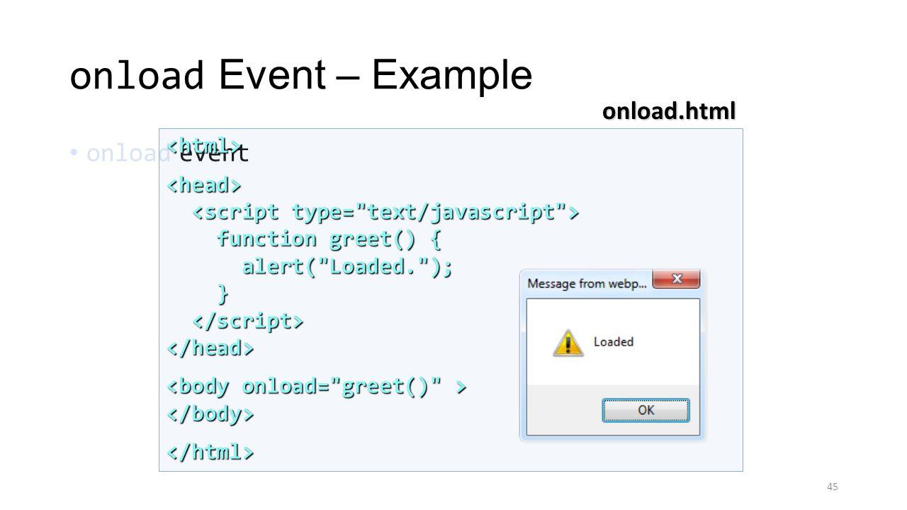 Event Calendar Js : Introduction to javascript ppt video online download