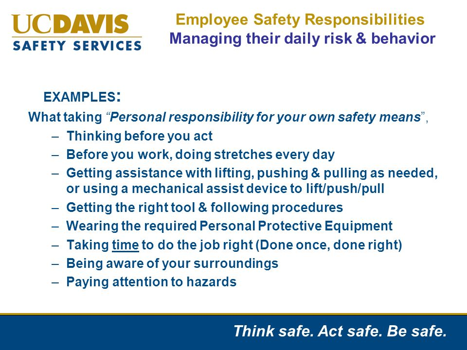 Supervisory Safety Leadership Best Safety Practice Ppt