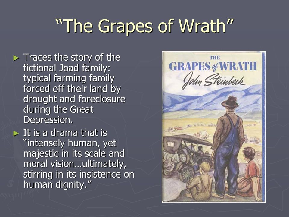 grapes of wrath family