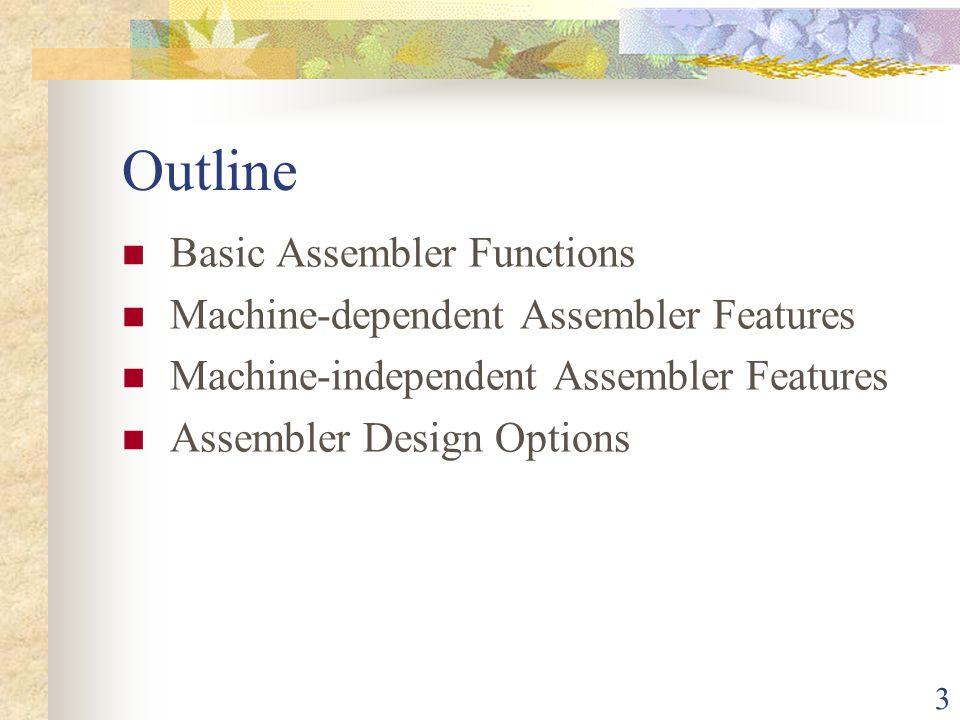 Assemblers System Software Ppt Video Online Download