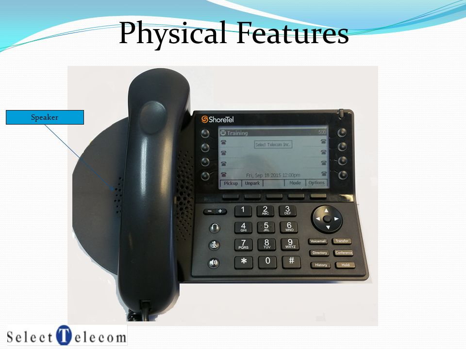 ShoreTel IP 480 Phone Training - ppt video online download