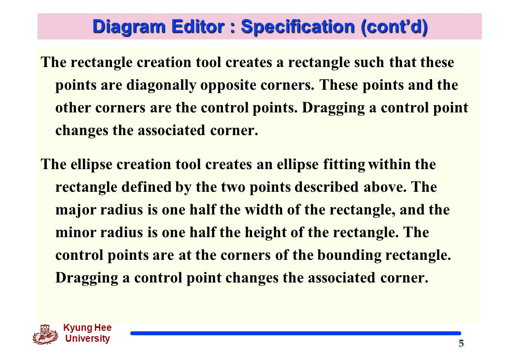 Diagram editor use case view ppt video online download 5 diagram ccuart Image collections
