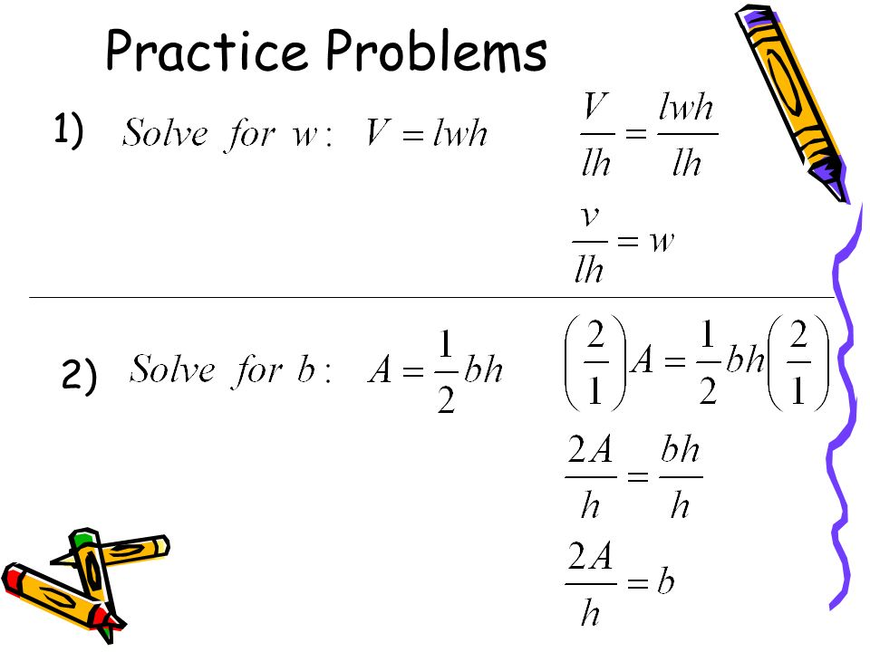 Algebra 1 UNIT 2 Formulas and Functions - ppt download