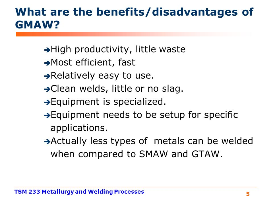 Gmaw Fcaw And Mcaw Gas Metal Arc Welding Flux Core Arc Welding Ppt Video Online Download