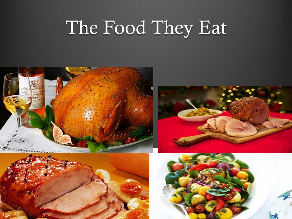 Christmas In Australia Food.Christmas In Australia Ppt Video Online Download